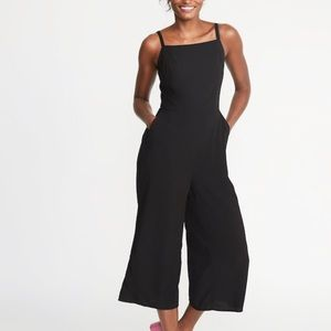 NWT Old Navy Black Jumpsuit - Size XL